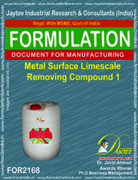 Metal Surface Lime Scale Removing Compound 1