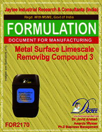 Metal Surface Lime Scale Removing Compound 3
