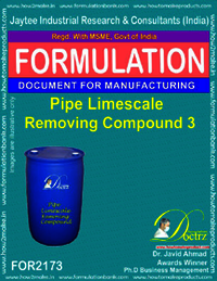 Pipe Lime Scale Removing Compound 3