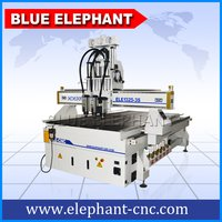 1325 Multi-Spindles Wooden Cnc Router for Wood , Acrylic , MDF