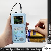 Precision Ultrasonic Thickness Gage