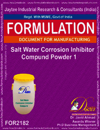 Salt water corrosion inhibitor Compound Powder 1