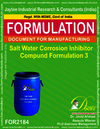 Salt water corrosion inhibitor Compound Powder 3