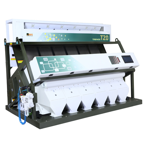 Garlic Color Sorting Machine