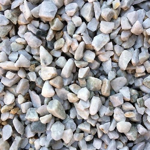 Sub Angular White Stones