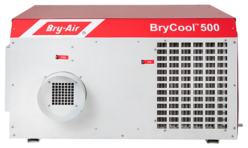 Compact Dehumidifier BryCool<sup>TM</sup> Series