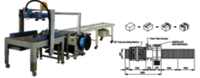 Automatic Strapping & Sealing Machine
