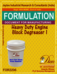 Heavy duty Engine Block De-Greaser 1