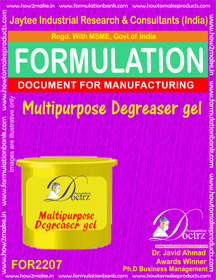 Degreaser and Descalers Formulations