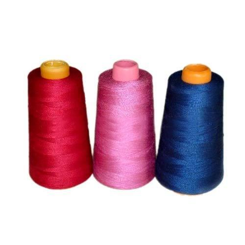 Colured Polyester Sewing thread