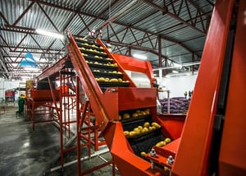 Hinge Conveyor