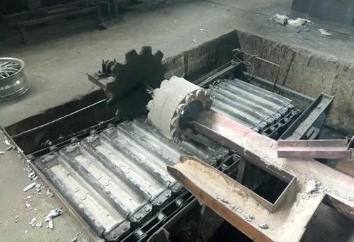 Aluminium Ingot Casting Machine