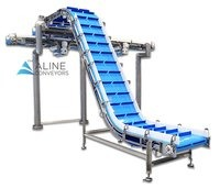 Incline Modular Belt Conveyor