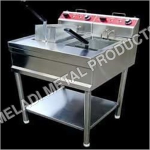Deep Fat Fryer with tabel