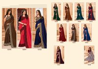 Bela Heavy Crepe Silk 13500-13508 Saree