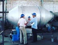 Aluminium Rotary Furnace