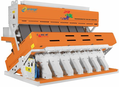 Dry Fruits Color Sorter Machine