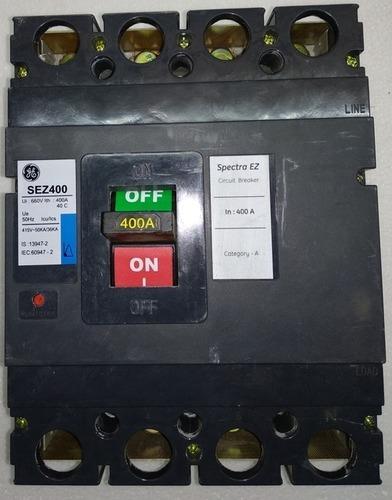 MCCB General Electric 400 Amp