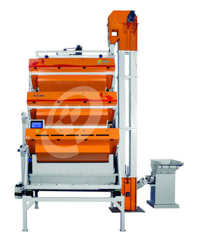 Green Tea Color Sorting Machine