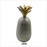 Pineapple Decor Aluminium