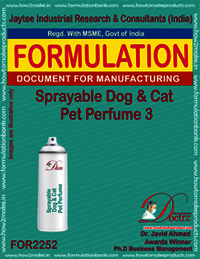 Spray-able Pet Dog & Cat Perfume-3