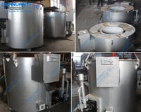 Non Ferrous Melting Furnace