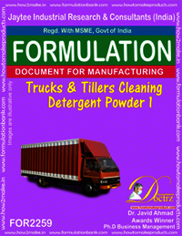 Automobile Truck & Tillers Cleaning Powder 1