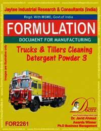 Automobile Truck & Tillers Cleaning Powder 3