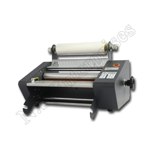360 Steel Roll Lamination Machine