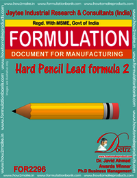 Hard Pencil Lead Formula 2