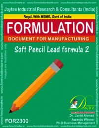 Soft Pencil Lead Formula 2