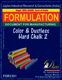 Color and Dustless Hard Chalk 2