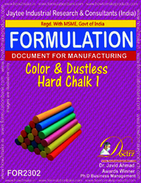 Color and Dustless Hard Chalk 1