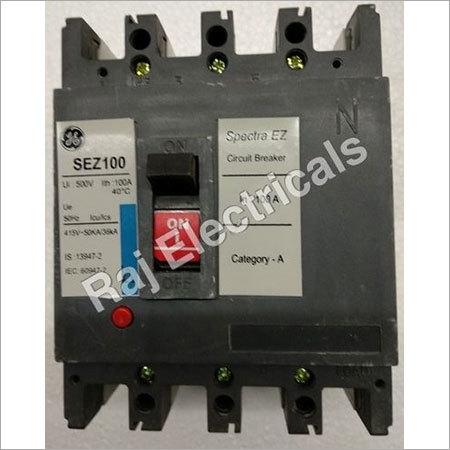 MCCB General Electric 100 Amp