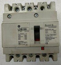 MCCB General Electric 125 Amp