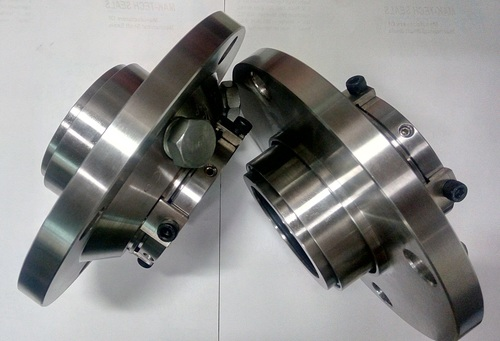 Double Cartridge Mechanical Seal