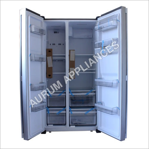 SS Two Door Commercial Refrigerator