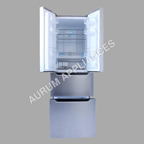 3 Door Kitchen Refrigerator
