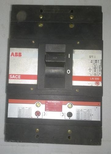 MCCB ABB 500 Amp