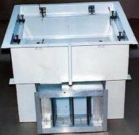 Terminal Mounting HEPA Boxes