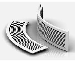 Curved Grill