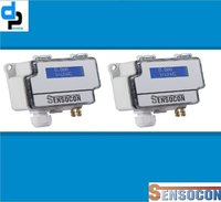 Sensocon USA Differential Pressure Transmitter Series DPT10-R8 - Range 0 - 1.25 mbar