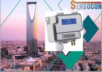 Sensocon USA Differential Pressure Transmitter Series DPT10-R8 - Range 0 - 12.5 mbar