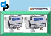 Sensocon USA Differential Pressure Transmitter Series DPT10-R8 - Range -64 - 64 mmWC