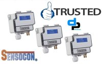 Sensocon USA Differential Pressure Transmitter Ser
