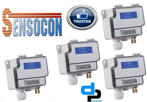 Differential Pressure Transmitter-Sensocon USA