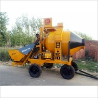 MINI MOBILE BATCHING AND MIXING PLANT