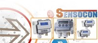 Sensocon USA Differential Pressure Transmitter Series DPT30-R8 - Range  0 - 10 inWC