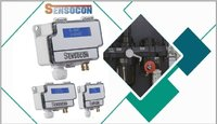 Sensocon USA Differential Pressure Transmitter Series DPT30-R8 - Range  0 - 25 inWC