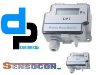 Sensocon USA Differential Pressure Transmitter Series DPT30-R8 - Range  0 - 2500 Pa